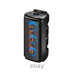 Sansai Bluetooth/wireless 300w Karaoke/party Speaker Withfm Radio/aux/usb/tf Card