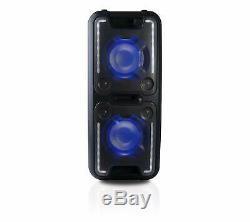 Sharp Ps-920 Haut-parleur Portable Haute Puissance 150w Avec Microphone Bluetooth +