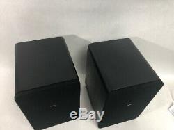 Shinola Watch Company Enceintes Étagère Bluetooth Detroit (paire) (he3003977)