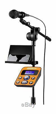 Singtrix Sgtx2 Party Bundle Stadium Karaoke System Edition Président 1 Taille Nouveau