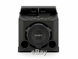 Sony Gtk-pg10 Portable Party Sans Fil Refroidir Le Président, Panneau Supérieur Anti-éclaboussures, Nouveau