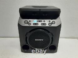 Sony Gtk-pg10 Portable Wireless Party Cool Speaker, Panneau Supérieur Anti-splash