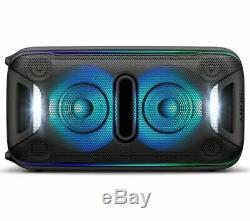 Sony Gtk-xb72 Sans Fil Megasound Party Président Noir 470w Bluetooth Nfc Nouveau