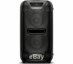 Sony Gtk-xb72 Sans Fil Megasound Party Président Noir 470w Bluetooth Nfc Usb