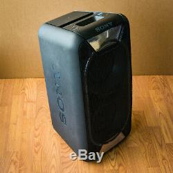 Sony Gtk-xb90 Haut-parleur Portable Bluetooth - Batterie Li-ion, Parti Chaîne, Nfc