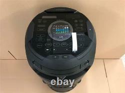 Sony Mhc-v71 High Power Home Audio System Party Speaker Avec CD DVD Bluetooth