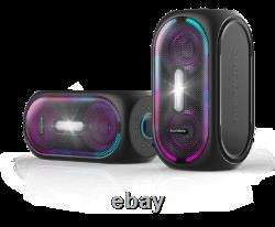 Soundcore A3391z11 Anker Rave Wireless Party Speaker, 160w Ga