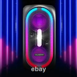 Soundcore Rave+ Portable Bluetooth Party Speaker 107db Bass Sound Led Light Show