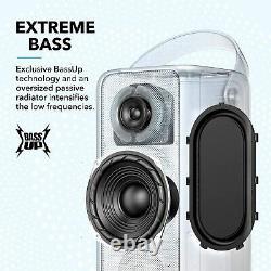 Soundcore Trance Bluetooth Speaker, Président Du Parti Avec 18 Hr Playtime, Bassup