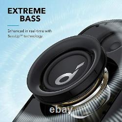 Soundcore Trance Go Outdoor Bluetooth Speaker Portable Bass Party Speaker Avec App