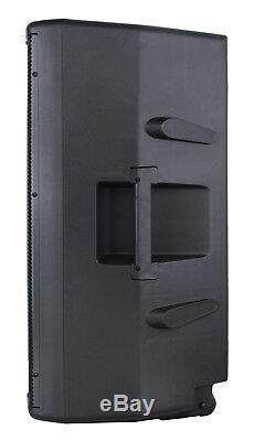 Staraudio 15 4000w Pa Dj Haut-parleur Amplifié Actif Haut-parleur Bluetooth 4 Ohms Party