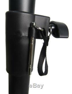 Staraudio Double 15 Haut-parleurs Alimentés Par Pa De 4000w Bluetooth Tient Le Stand Actif De La Partie De Pa De Dj