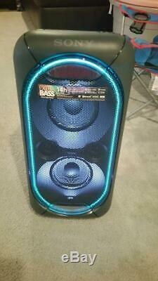 Système Audio Domestique Portable Bluetooth Haute Puissance Sony Gtk-xb60 Lumière De Partie