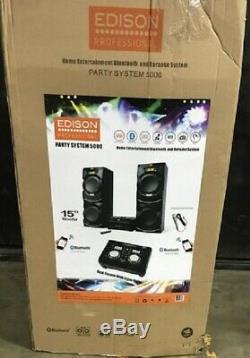 Système D'enceintes Bluetooth Britelite Party System 5000