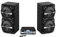 Système De Haut-parleurs Bluetooth Britelite Edison Professional Party System 2500