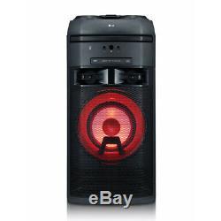 Système De Haut-parleurs Bluetooth Lg Ok55 500w Avec Effets Karaoké Et Dj