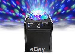 Système De Haut-parleurs Sans Fil Ion Party Time Avec Éclairage Intégré Livraison Gratuite