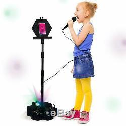 Système De Soirée Karaoké Sans Fil Singsation Performer Deluxe Avec 2 Microphones