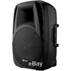 Système De Son Extérieur D'équipement Portatif De Plancher Du Haut-parleur Bluetooth Bluetooth Du Parti 1500w