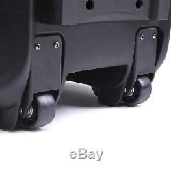 Système De Sonorisation Avec Lumières De Fête À Led Haut-parleur Audio Portable Bluetooth 12