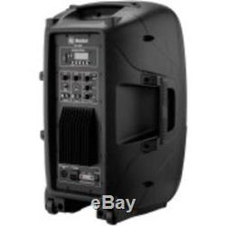 Système De Sonorisation Multifonctionnel Pour Karaoké À Haut-parleur Bluetooth Avec Roulettes
