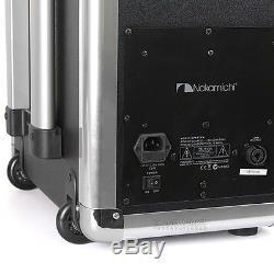 Système De Sonorisation Portable Nakamichi Pro 18 Haut-parleur De Fête Bidirectionnel Bluetooth Usb 300w