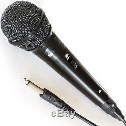 Système Karaoké Bluetooth / Kit - Amplificateur Sans Fil / Lecteur - Haut-parleurs Et Microphones