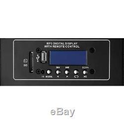 Système Sonore Puissant Multifonctionnel D'intérieur De Haut-parleur De Partie De Bluetooth Avec Des Roues